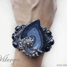 луксозен дамски подарък за празник с арт бижута и гривни за жени 2017