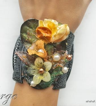 дизайнерски бижута и винтидж гривни за сезон пролет 2017 и лято 2018 жени
