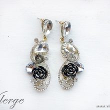 луксозни обеци за жени бижута за Пролет сезон подарък