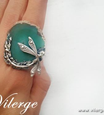 винтидж пръстен за 8 март елегантни бижута за празник на жената