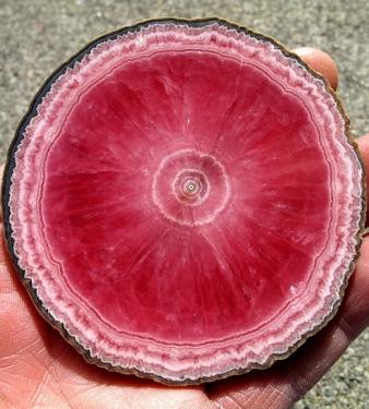 РОДОХРОЗИТ бижута лечебни свойства естествен камък