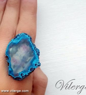 Великденска колекция винтидж бижута елегантен пръстен за жени