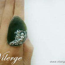 луксозен винтидж пръстен секси жени лято колекция сезон