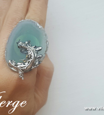 модерни бижута за Лято винтидж пръстен красиви жени подарък