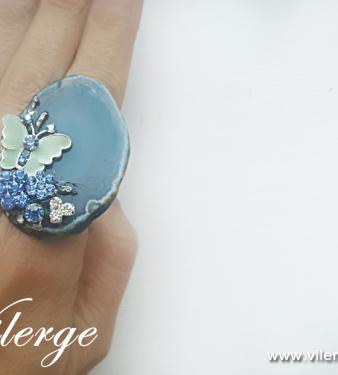 модни бижута за Лято винтидж пръстени за секси жени