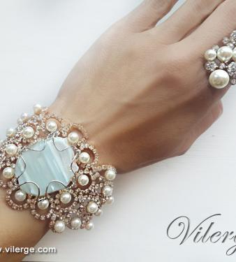 модерни бижута за Лято модна колекция жени гривни пръстени