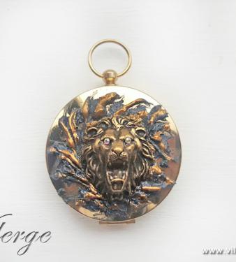 ръчно изработен декориран компас подарък за мъже жени