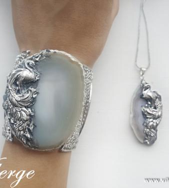 уникати арт бижута за лято колекция море жени красота стил мода подарък