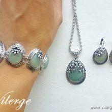 бижута с естествени камъни подаръци за жени рожден ден