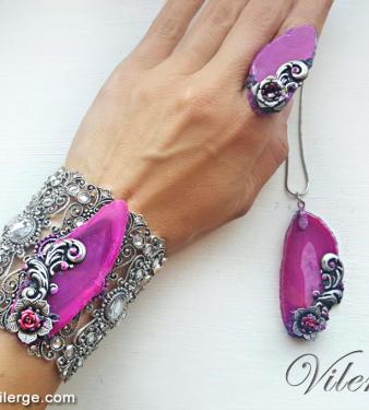 модна колекция дизайнерски бижута подаръци за жени красота