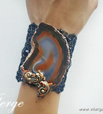 винтидж гривни за елегантни жени луксозни подаръци бижута