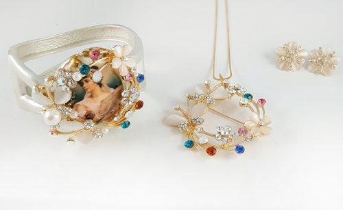Онлайн Коледни подаръци за жени с луксозни бижута