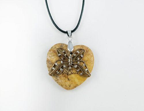 Модна серия Колиета с Яспис за Свети Валентин луксозни подаръци за жени