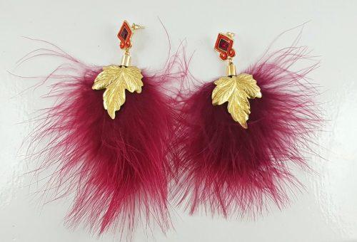 Елегантни подаръци за жени с обеци за Коледа