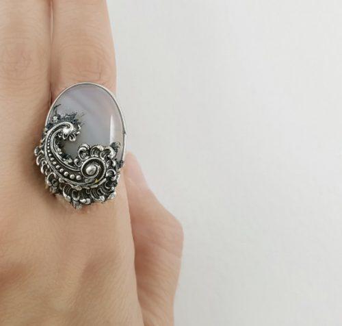 Стилна колекция пръстени за Свети Валентин и още модни бижута за жени