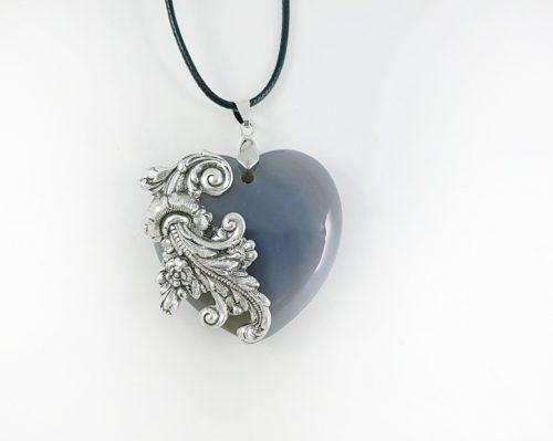 Колиета с формата на сърце от колекция Любов за Свети Валентин