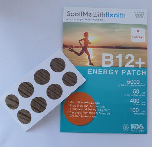 Витамин B12 пластири и лепенки нова формула